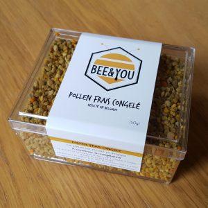 Pollen frais congé bee&you